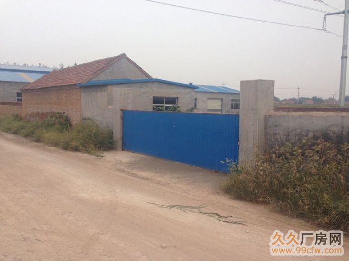 桓台县果里镇独院大型厂房出租-图(2)