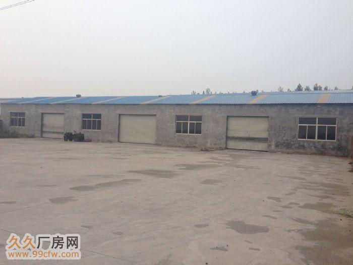 桓台县果里镇独院大型厂房出租-图(3)