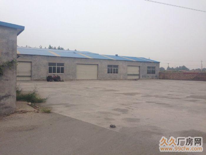 桓台县果里镇独院大型厂房出租-图(4)