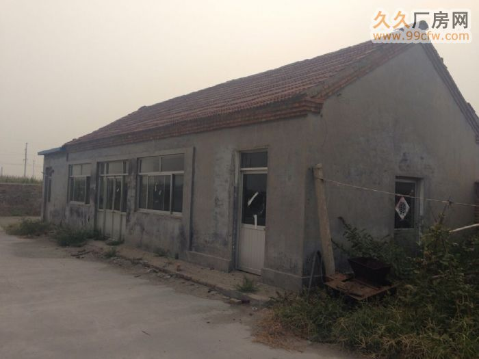 桓台县果里镇独院大型厂房出租-图(6)