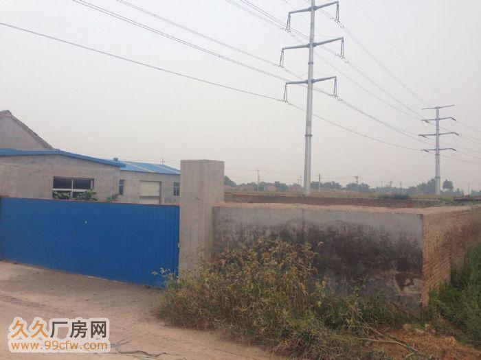 桓台县果里镇独院大型厂房出租-图(7)