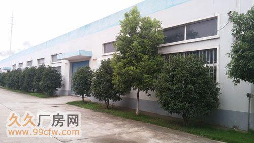 龙潭港旁钢结构标准厂房出租-图(1)