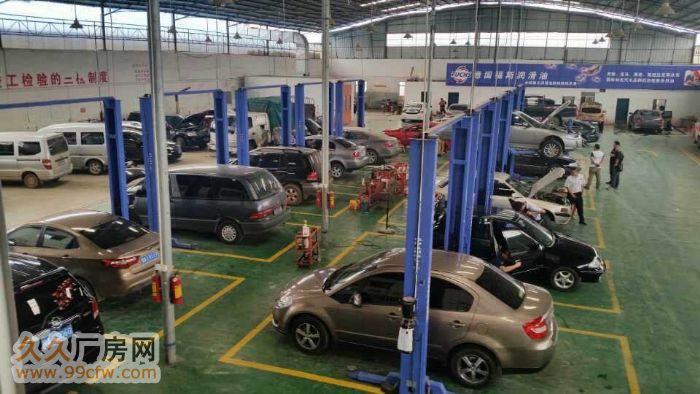 大型二类汽修厂股份转让-图(1)