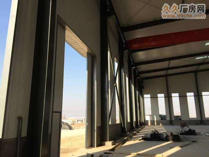 沧州经济开发区全新厂房出租(自带三层办公室)-图(2)