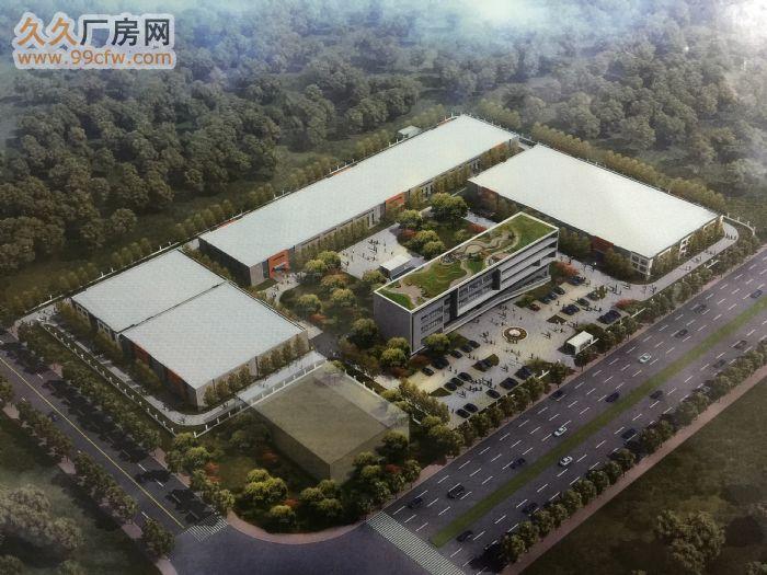 沧州经济开发区全新厂房出租(自带三层办公室)-图(3)