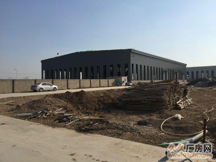 沧州经济开发区全新厂房出租(自带三层办公室)-图(4)