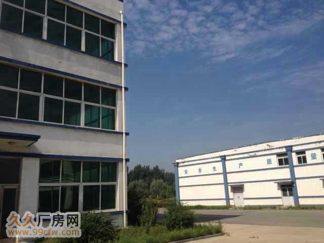 海城市土地3.5万平米,厂房2.1万平米可租可售-图(1)