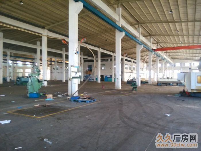【5图】(5吨行车)公明10米高钢构厂房8800平米招租