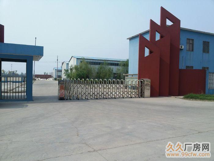 濮城工业区整套生产厂区-图(1)