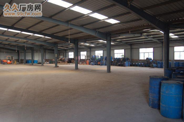 地理位置好的大型厂房大院出租、出售(位于滨州沾化)-图(1)