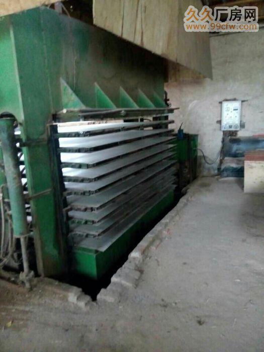 1500平米模板生产厂房及设备出租-图(2)