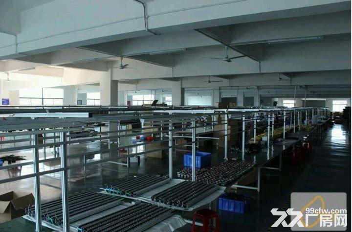 滴水8米高厂房招租、面积可以分租、另有标准厂房出租-图(5)