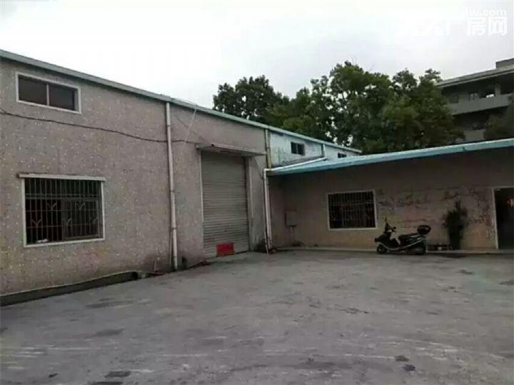 独院单层厂房出租1400平米-图(2)
