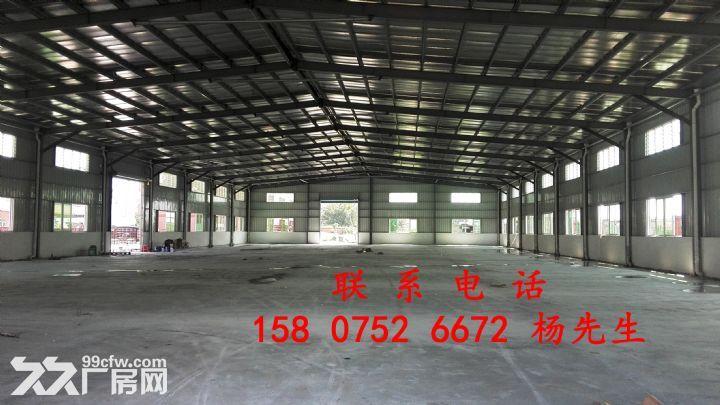 全新厂房出租,面积可分租-图(2)