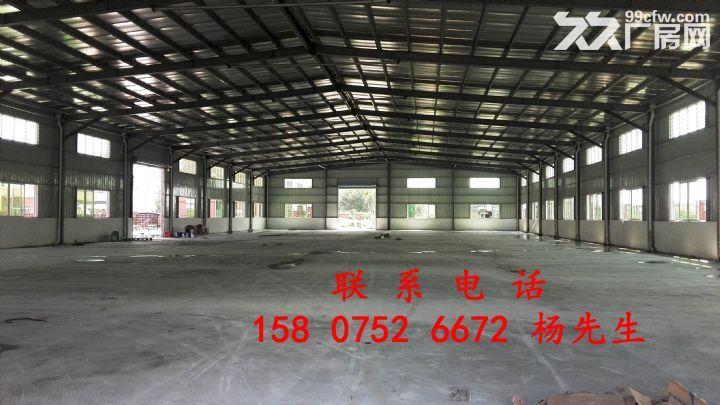 全新厂房出租,面积可分租-图(4)