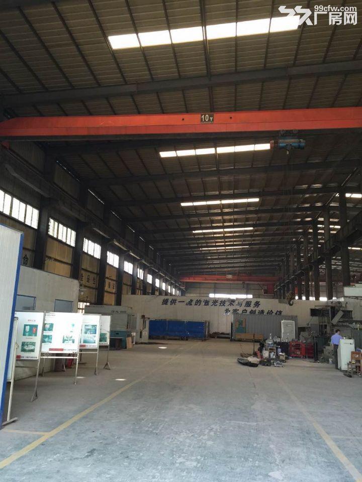 激光公司生产厂内空余504m2场地对外出租-图(3)