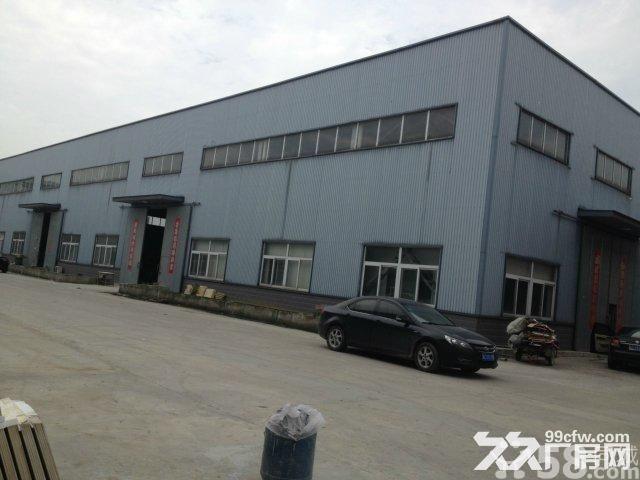 怀远县工业园区兴业路五号有厂房出租-图(5)