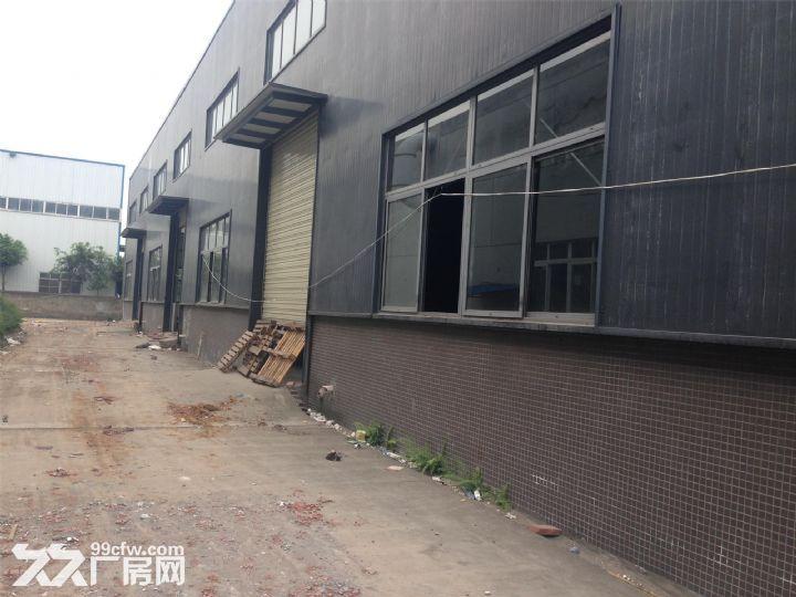 【4图】1100平8米独栋标准钢结构双流航空港厂房分租