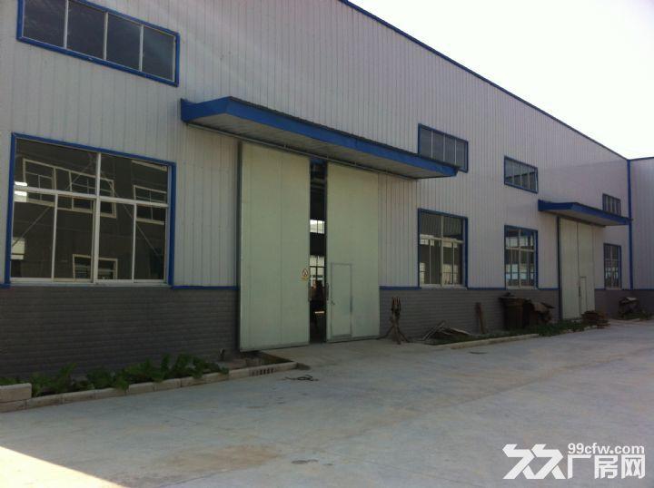 淮上区工业园标准钢结构厂房出租-图(2)