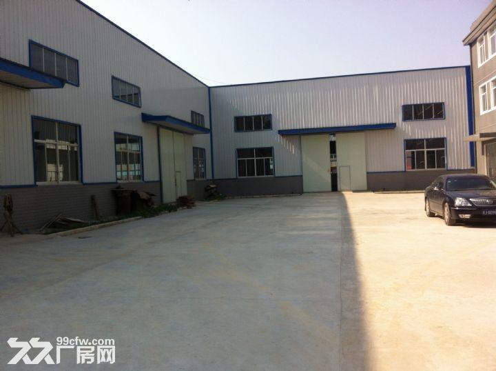 淮上区工业园标准钢结构厂房出租-图(3)