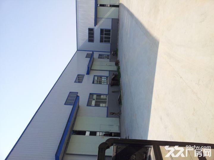 淮上区工业园标准框架结构厂房出租-图(2)