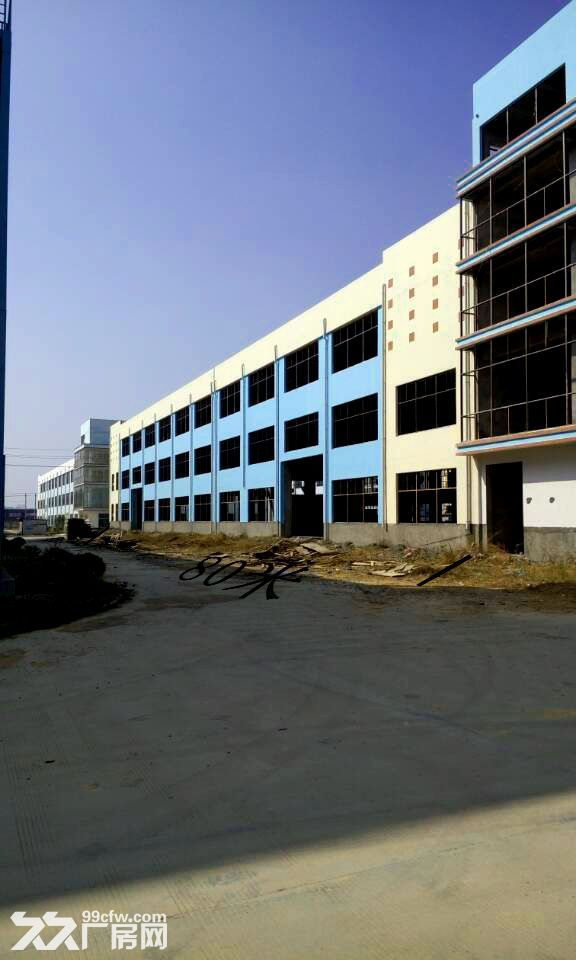 看这里,安庆怀宁工业园便宜厂房出租-图(1)
