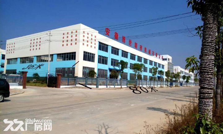 看这里,安庆怀宁工业园便宜厂房出租-图(5)
