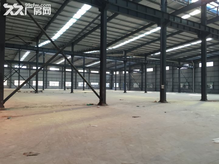钢架结构厂房,15元/平米/月-图(5)