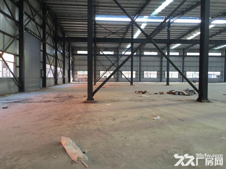 钢架结构厂房,15元/平米/月-图(8)