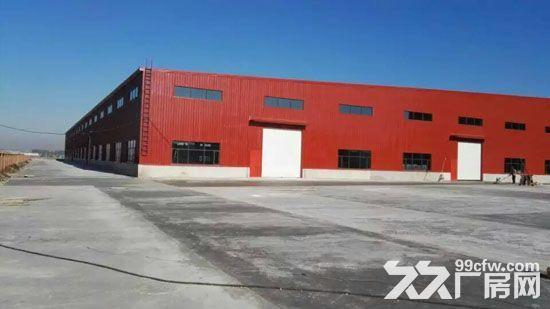 出租新装修的标准厂房10500平独立办公楼-图(1)