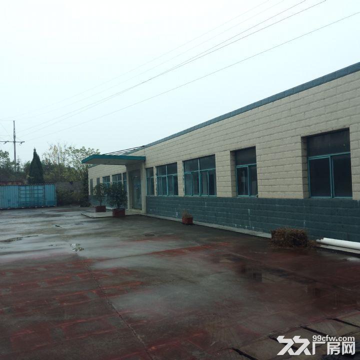 滁宁快速通道黄金地段4000平米标准厂房及配套招租-图(2)