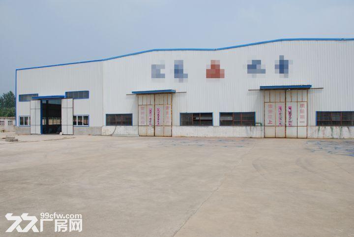 滁宁快速通道黄金地段4000平米标准厂房及配套招租-图(4)