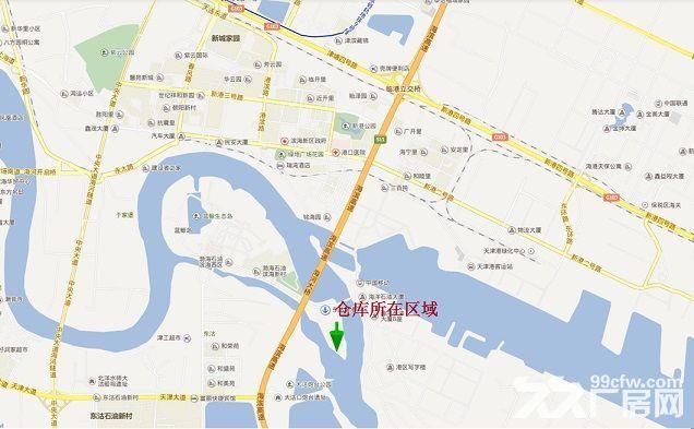 滨海新区海河口岸线码头招租-图(3)