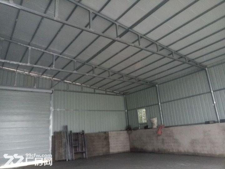 仓库出租,独立院,400平方米,全新钢架厂房