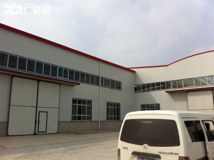 厂房出租,水电齐全,交通便利,有办公楼,各行业都可使用-图(1)