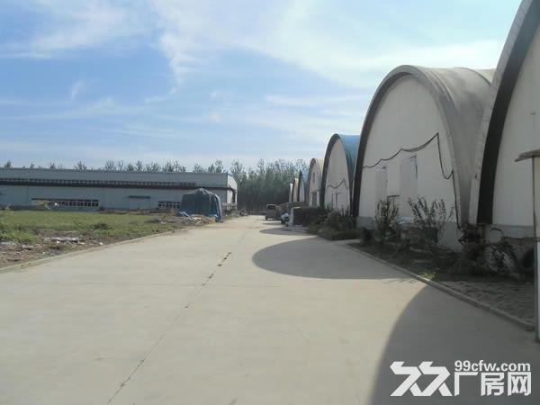 廊坊市开发区华翔路土地、库房,厂房出租及合作-图(1)