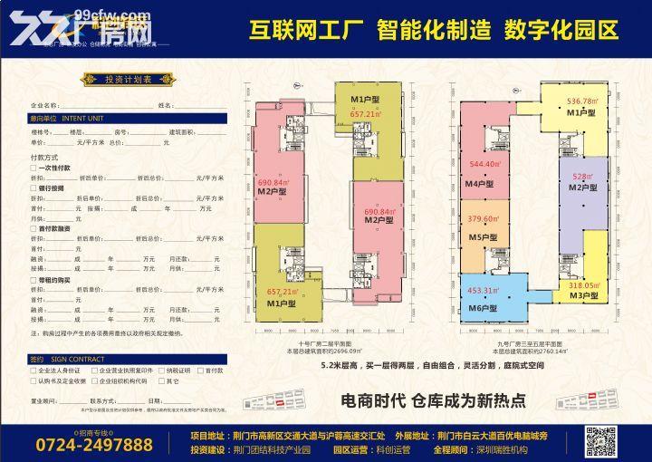 全新标准厂房出售科创特区-图(1)