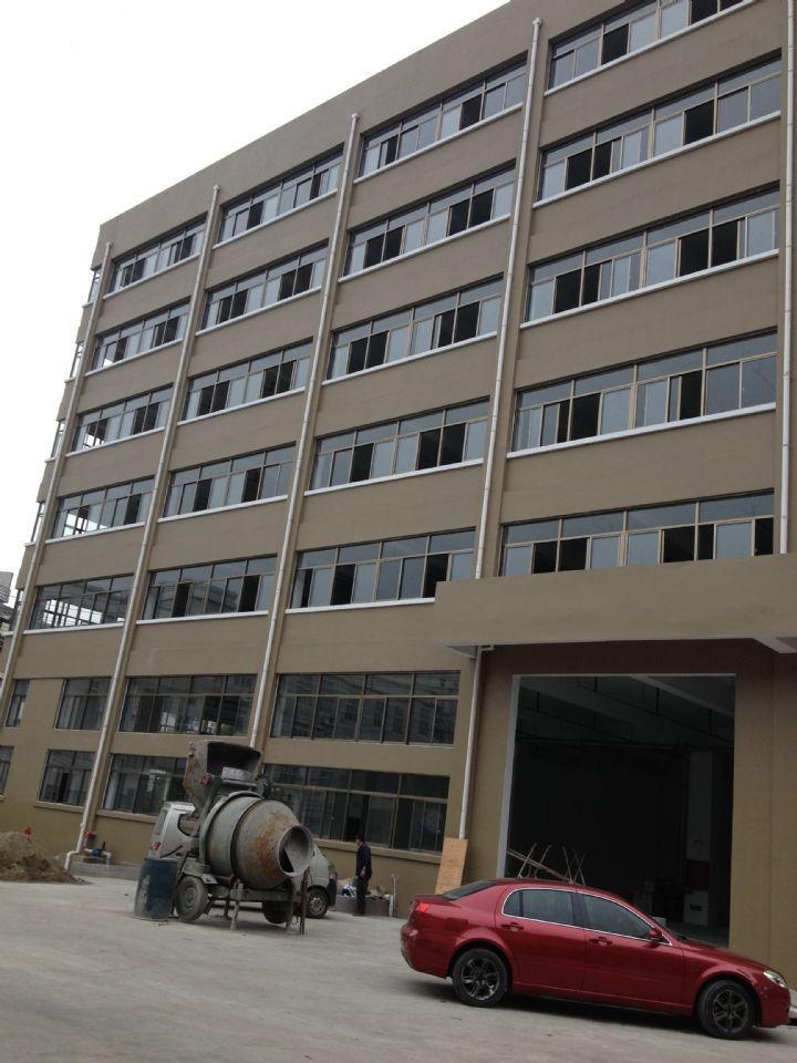 温溪镇八号工业区标准化新厂房出租-图(1)