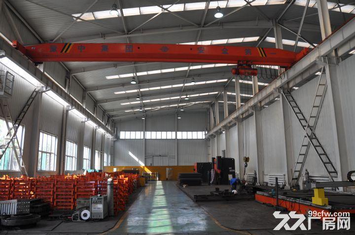 1700至3000平标准化钢结构车间招租,带行车、办公间-图(2)