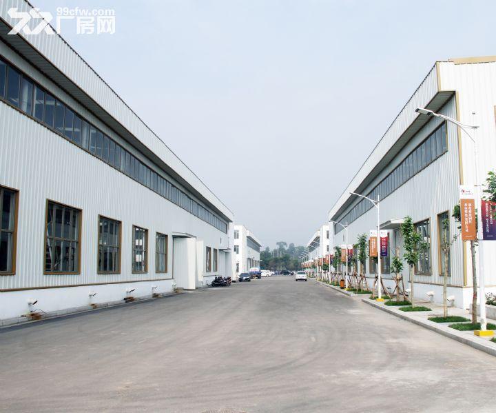 1700至3000平标准化钢结构车间招租,带行车、办公间-图(3)