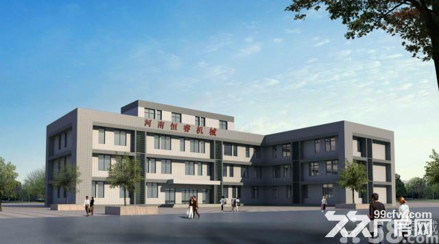 5200平米标准现代化厂房出租-图(1)