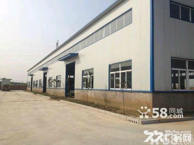 黄河北标准现代化厂房出租-图(2)