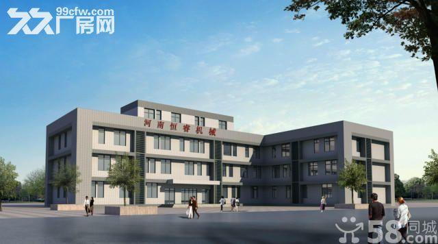 黄河北标准现代化厂房出租-图(1)