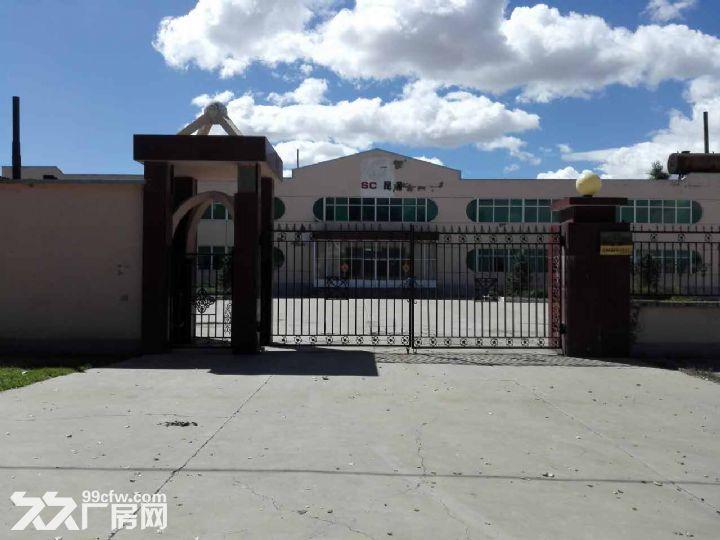 内蒙古赤峰150亩标准厂房出租或转让-图(1)