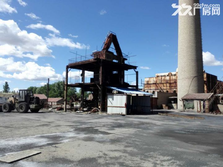 内蒙古赤峰150亩标准厂房出租或转让-图(3)
