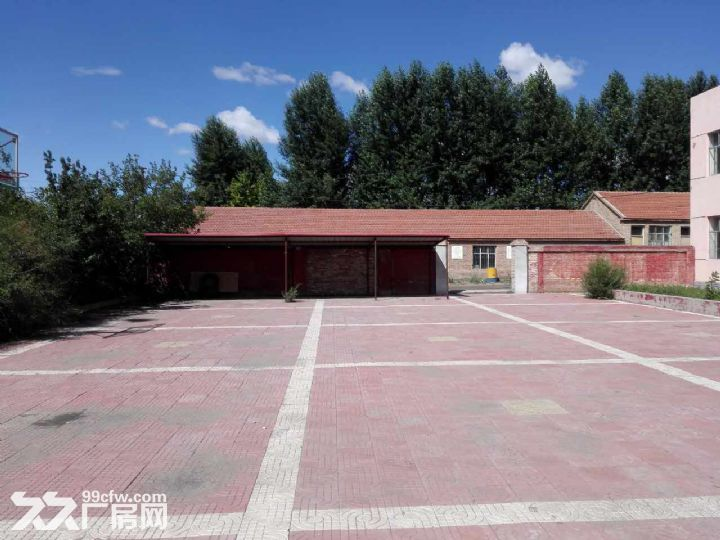 内蒙古赤峰150亩标准厂房出租或转让-图(4)