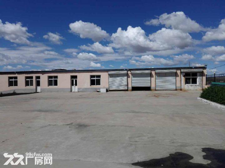 内蒙古赤峰150亩标准厂房出租或转让-图(5)