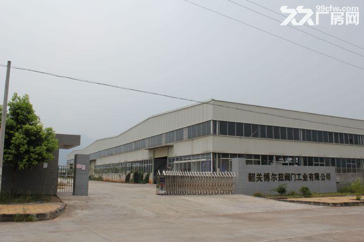 标准钢结构厂房出租招租-图(1)