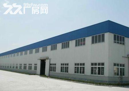 【3图】地理位置极佳带厂区监控2000米钢结构厂房
