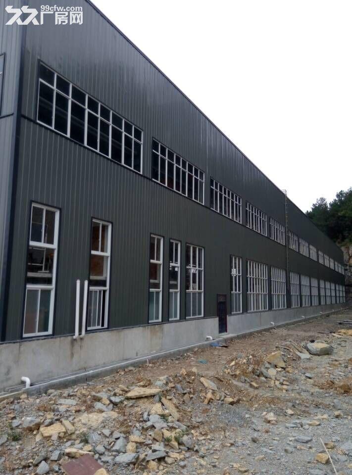 龙里千家卡空港经济产业园B区H3~H5出租2号标准新厂房-图(2)